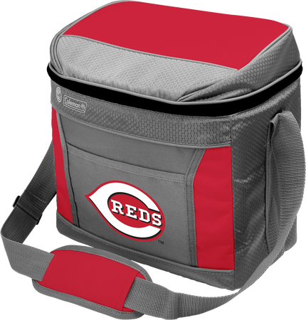 MLB Cincinnati Reds 16 Can Cooler