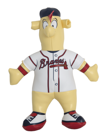 MLB Atlanta Braves Mascot Softee