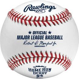 MLB 2015 Home Run Derby Baseballs
