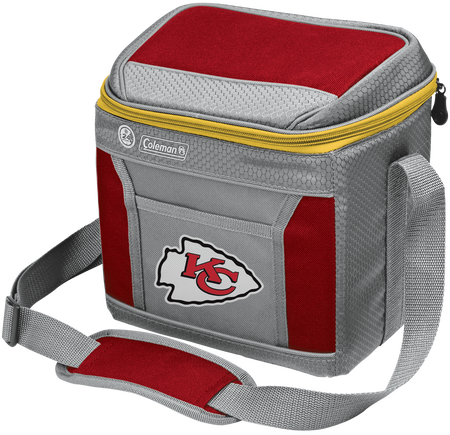 NFL Kansas City Chiefs 9 Can Cooler