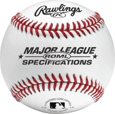 Major League Specification Baseballs