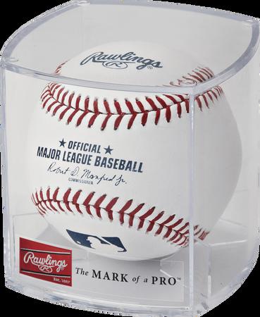 Dozen Baseball Display Case