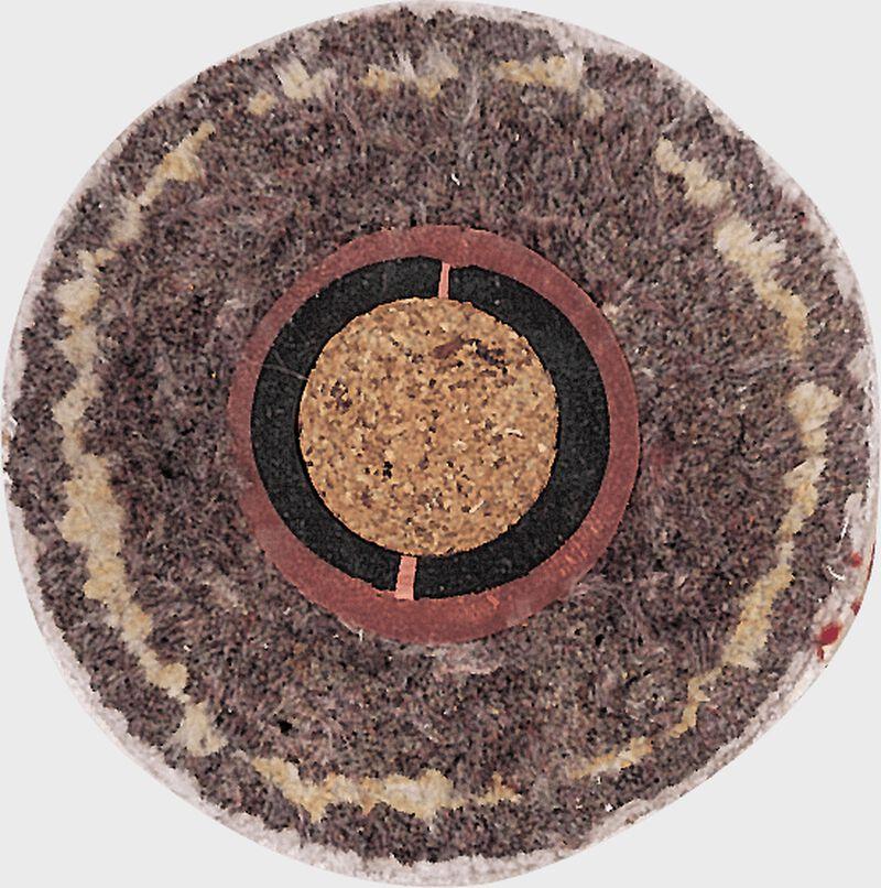Center cork of a Rawlings Major League Spec baseball - SKU: ROML