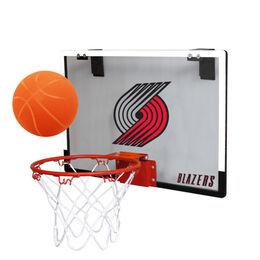 NBA Portland Trail Blazers Hoop Set