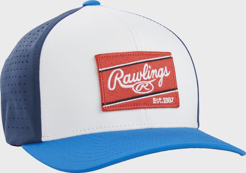 Rawlings FlexFit Laser Cut Vented Hat