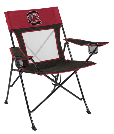 NCAA South Carolina Gamecocks Game Changer chair with the team logo