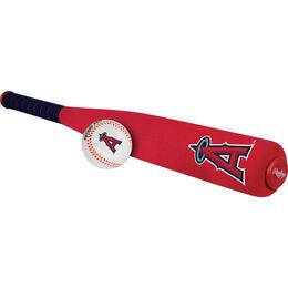 MLB Los Angeles Angels Foam Bat and Ball Set
