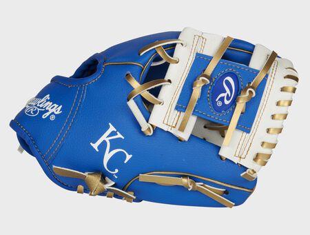 Kansas City Royals 10-Inch Team Logo Glove