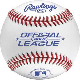Official League Baseballs - Tournament Grade