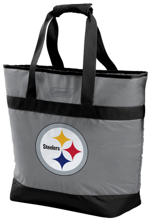 NFL Pittsburgh Steelers 30 Can Tote Cooler