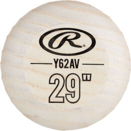 Velo™ Youth Ash Wood Bat (-7.5)