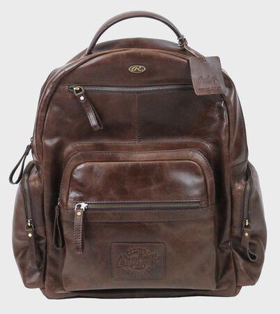 Rugged Backpack | Chocolate