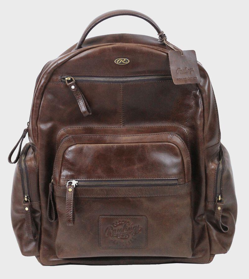 Rugged Backpack   Chocolate