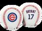 MLB Kris Bryant Players Baseball image number null
