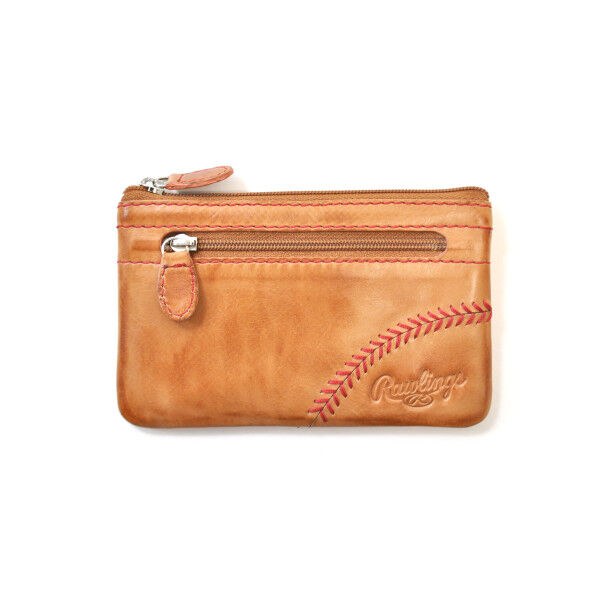 Baseball Stitch Coin Purse