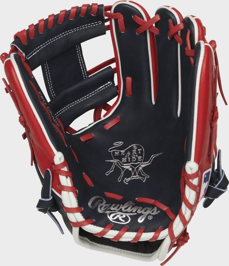 2021 Cleveland Indians Heart of the Hide Glove