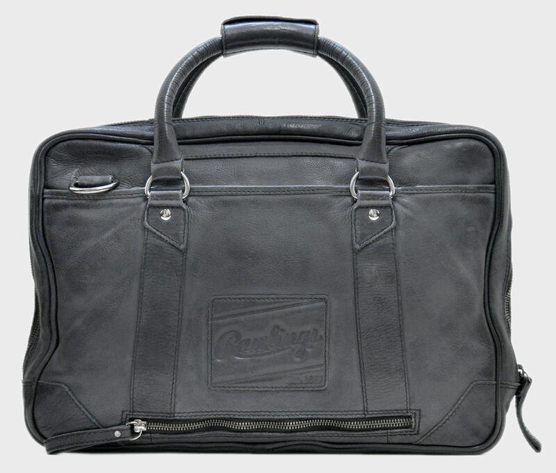 Origins Black Briefcase