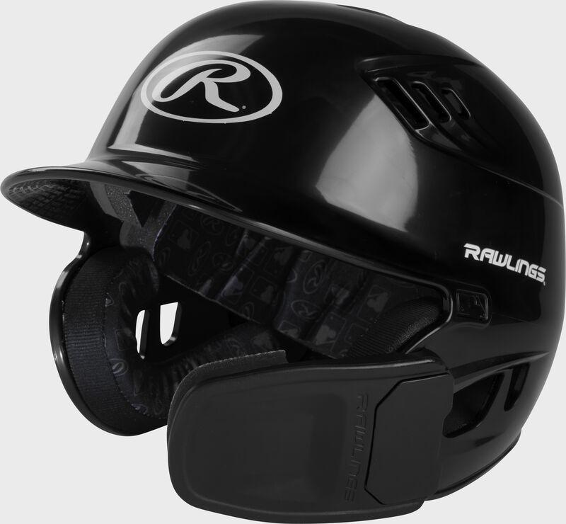R16 Reverse Clear Coat Batting Helmet | Junior & Senior