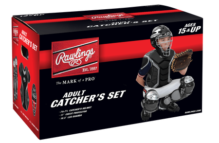 Renegade Adult Catchers Set