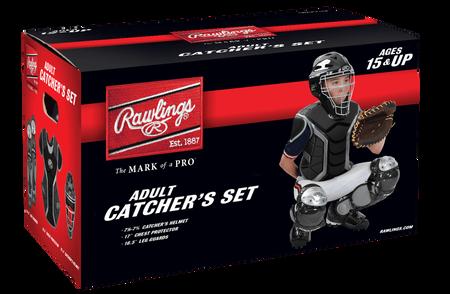 Renegade Adult Catchers Set