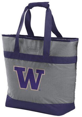 NCAA Washington Huskies 30 Can Tote Cooler