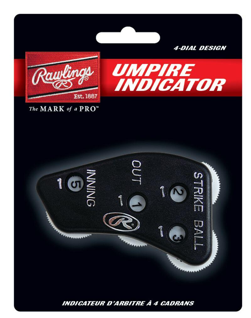 Rawlings Black Umpire Indicator With Brand Logo SKU #4IN1