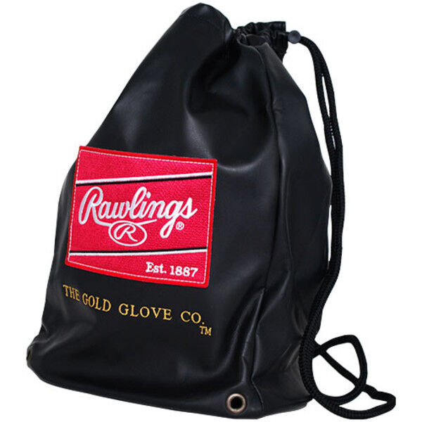 Gold Glove Bag