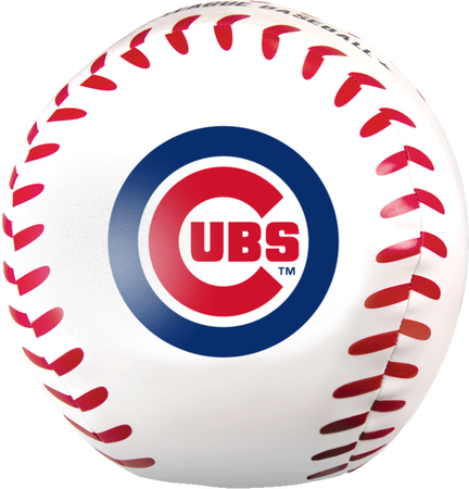 MLB Chicago Cubs Big Boy 8 in Softee Baseball