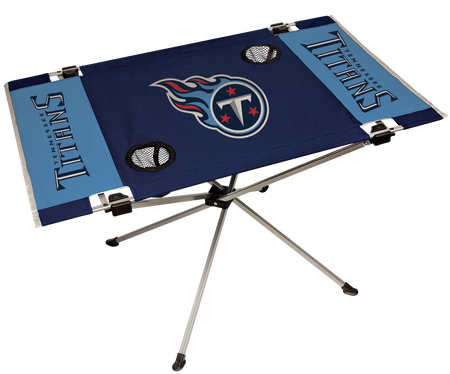 NFL Tennessee Titans Endzone Table