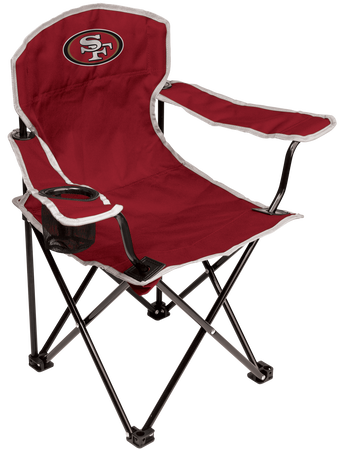 NFL San Francisco 49ers Youth Chair