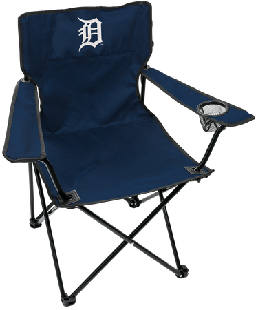 MLB Detroit Tigers Gameday Elite Quad Chair
