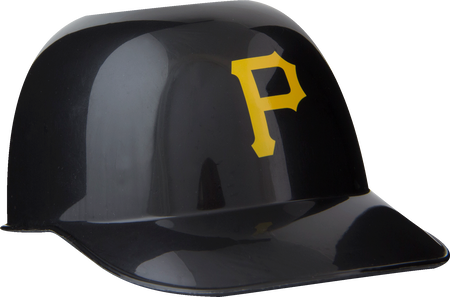 MLB Pittsburgh Pirates Snack Size Helmets