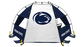 Back of a Penn State Nittany Lions sideline sun shelter image number null