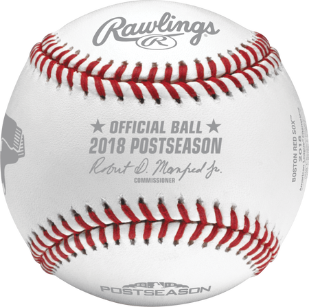 MLB 2018 Boston Red Sox American League Champions Baseball