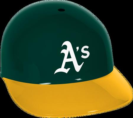 MLB Oakland Athletics Helmet