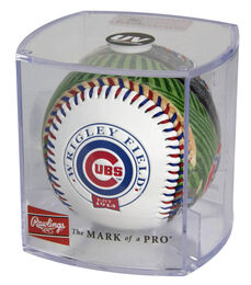 MLB Chicago Cubs Stadium Baseball