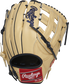 Gameday 57 Series Chrisitan Yelich Heart of the Hide Glove image number null