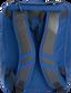 Back of a royal Rawlings Franchise backpack with gray shoulder straps - SKU: FRANBP-R image number null