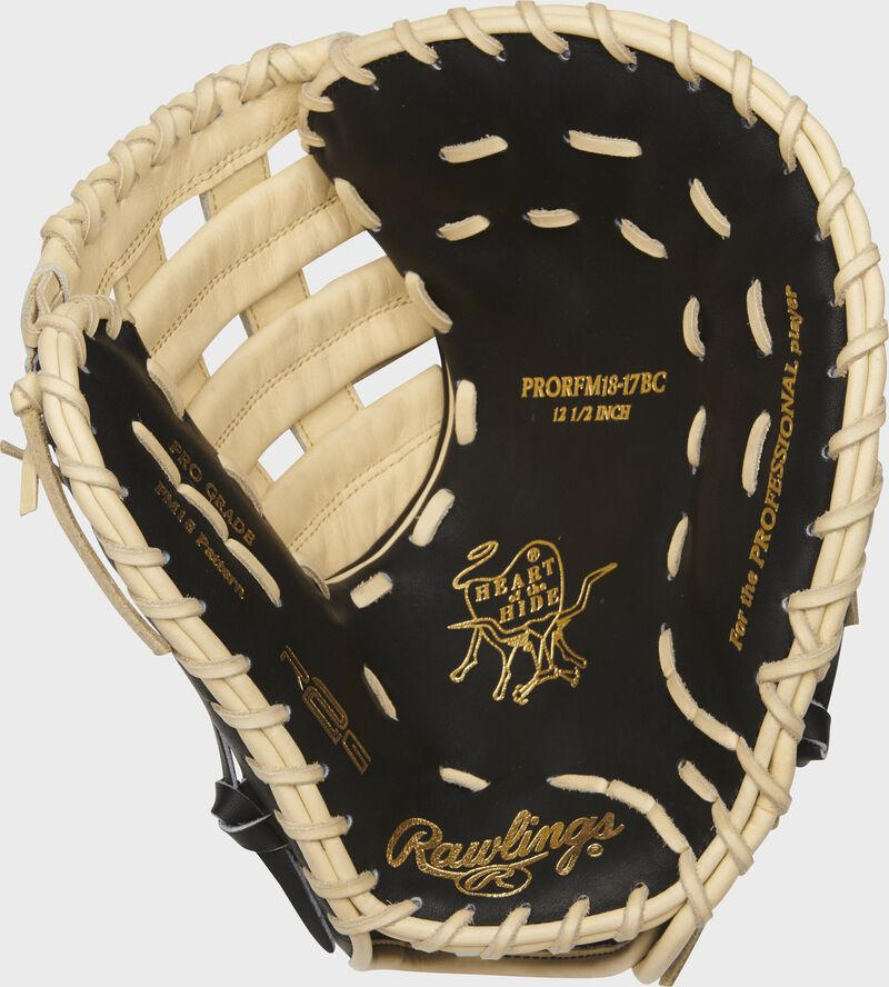 Heart of the Hide R2G Series 12.5 in 1st Base Mitt