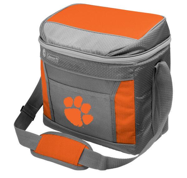 NCAA Clemson Tigers 9 Can Cooler