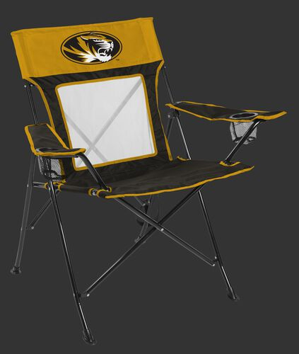 NCAA Missouri Tigers Game Changer chair with the team logo