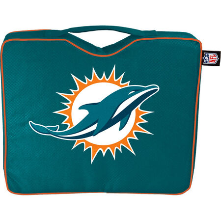 NFL Miami Dolphins Bleacher Cushion