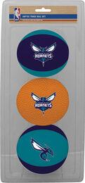 NBA Charlotte Hornets Three-Point Softee Basketball Set