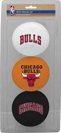 NBA Chicago Bulls Three-Point Softee Basketball Set