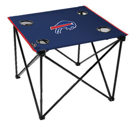 NFL Buffalo Bills Deluxe Tailgate Table