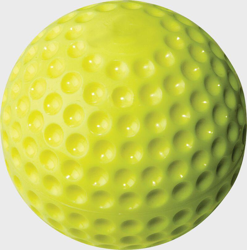 PMY12 Green 12-inch pitching machine practice softball