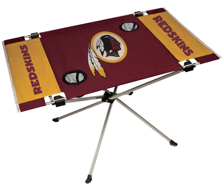 NFL Washington Redskins Endzone Table
