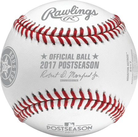 MLB 2017 Houston Astros American League Champions Baseball