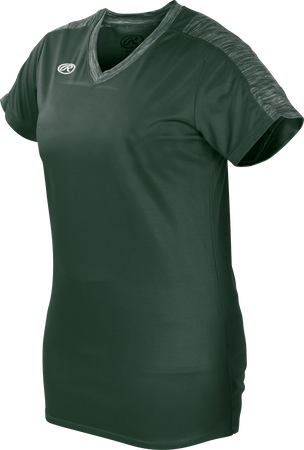 Girl's Short Sleeve Launch Jersey