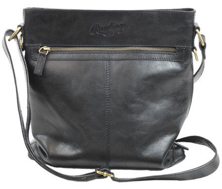 Women's Baseball Stitch Crossbody Bag